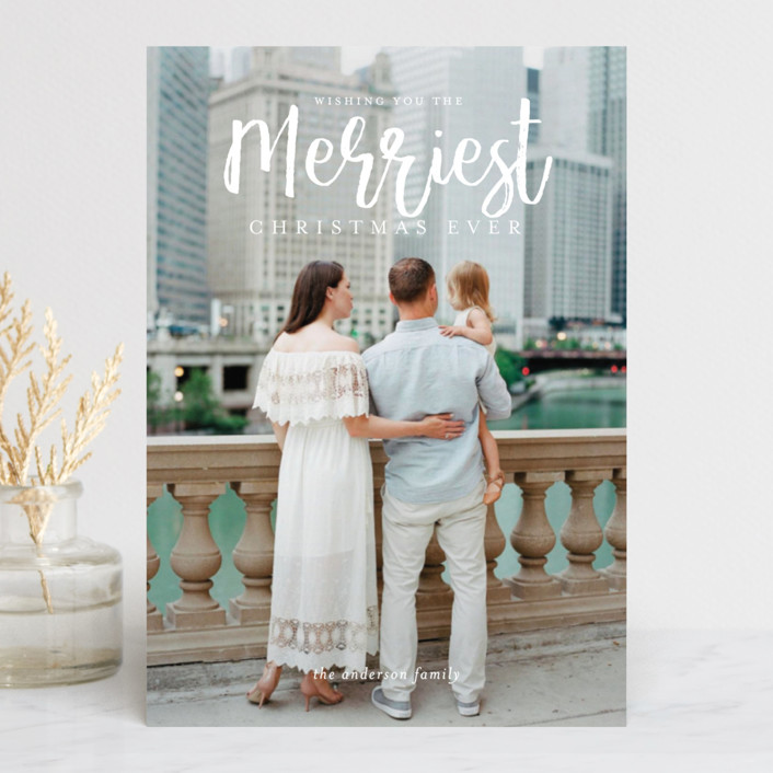 """""""goodness + light"""" - Holiday Petite Cards in Snow by Guess What Design Studio."""