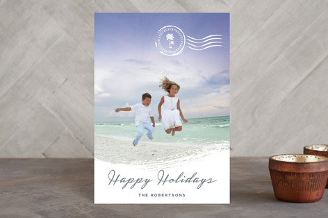 Beach Holiday Holiday Petite Cards