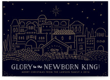 born in bethlehem by Frooted Design