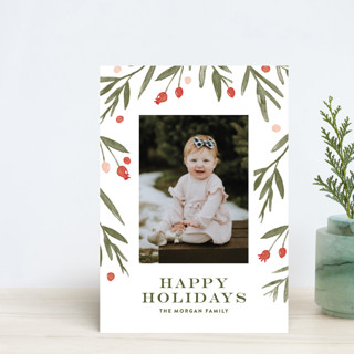 Winter Harvest Holiday Petite Cards
