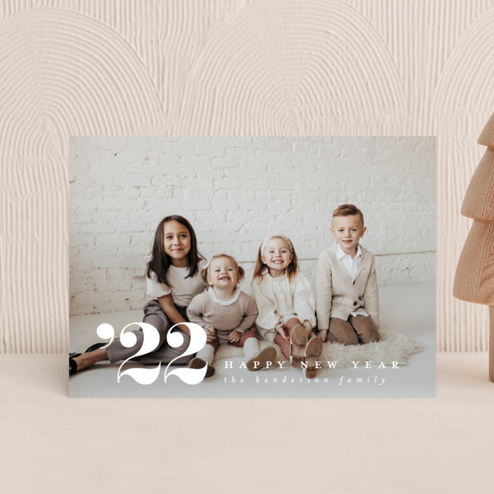 """""""Side Note"""" - Holiday Petite Cards in Cloud by Ashlee Townsend."""