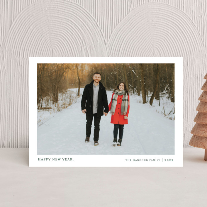 """""""Tiny Blessings"""" - Holiday Petite Cards in Spruce by That Girl Press."""