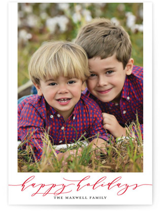 Timeless Charm Holiday Petite Cards