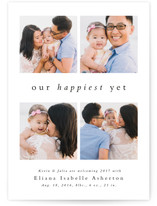 Our happiest yet by Lea Delaveris