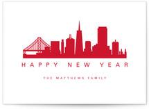 San Francisco Skyline by WHALEN