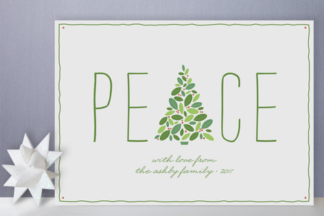 Arbor Peace Holiday Cards