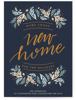 New Home Foliage by Bethany Anderson