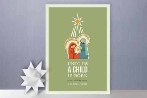 Isaiah 9:6 Holiday Cards