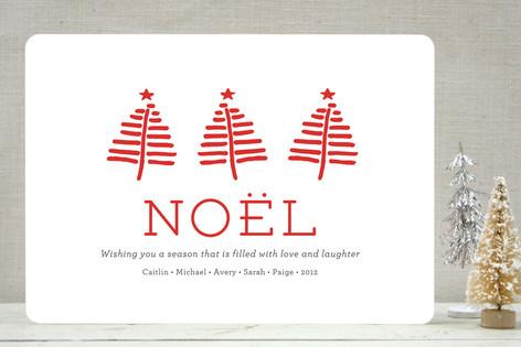 Holiday Tree Holiday Cards