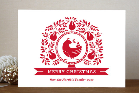 On the First Day Holiday Cards