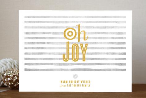 O Joy Holiday Cards