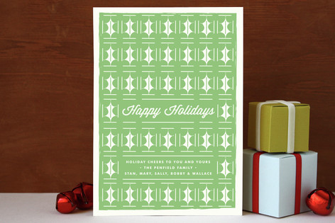 Merry Making Holiday Cards