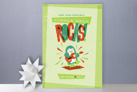 Jingle Bell Rocks Holiday Cards