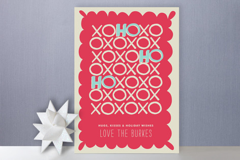 Eray Hugs Kisses Wishes Holiday Cards