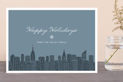 Big City - New York City Holiday Cards