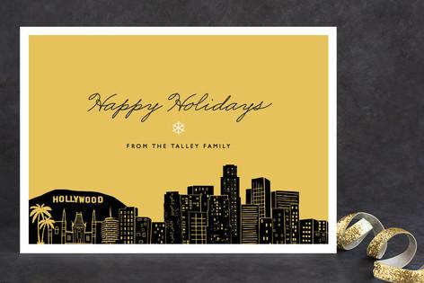 Big City - Los Angeles Holiday Cards