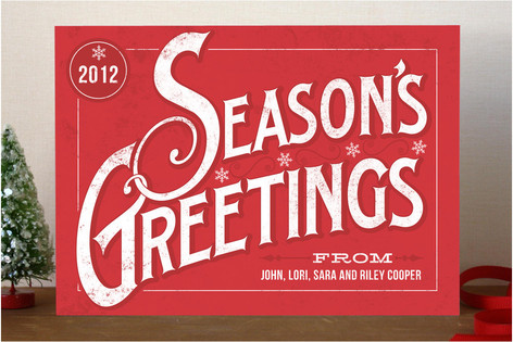 Classic Greetings Holiday Cards