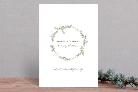 Festoon Holiday Cards