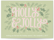 Holly and Jolly by Kristin Sosa