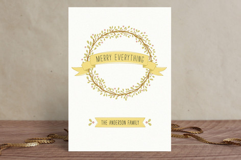 Merry Everything Holiday Cards