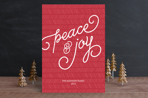Make Merry Holiday Cards
