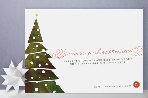 The Tree Holiday Cards
