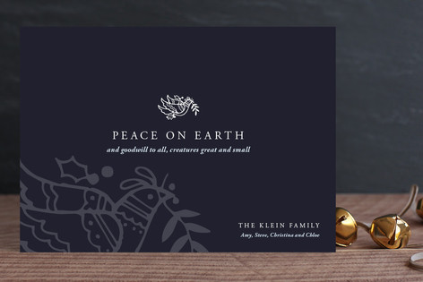 Modern Holiday Holiday Cards