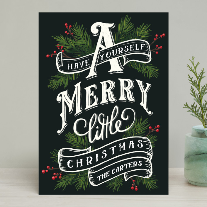 95 Christmas Card Sayings For Every Style Minted