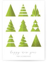 Uniquely Trees