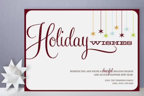 Retro Holiday Holiday Cards