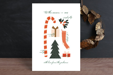 Christmas Collage Holiday Cards
