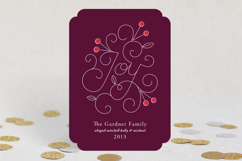 Season of Joy Holiday Cards