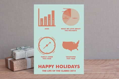 About Us Holiday Cards
