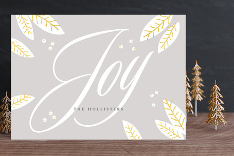 Boundless Joy Holiday Cards