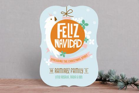 Feliz Christmas Holiday Cards