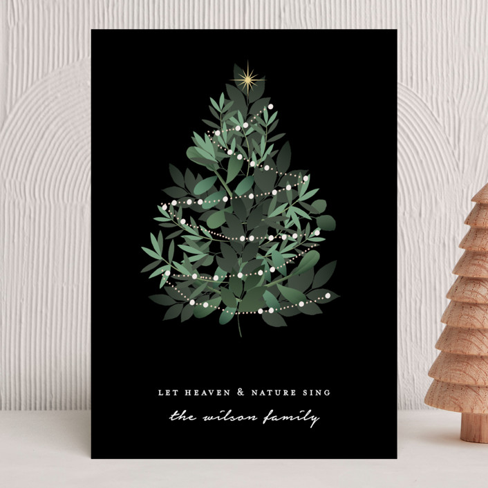 Heck Of A Bunch: Get Your Christmas Card Fix at Minted