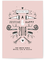 Festive & Happy 2018 by Rae Kaiser