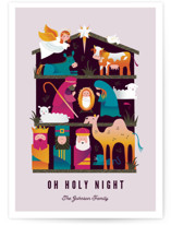 Nativity Party by Katie Zimpel