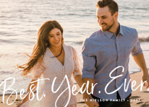 Best Year Ever New Year's Photo Cards By Amy Payne