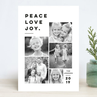 Merry All Year. New Year Photo Cards
