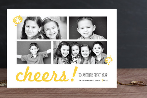 Another Great Year New Year Photo Cards