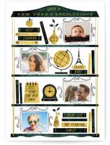 New year's shelves by Ana de Sousa