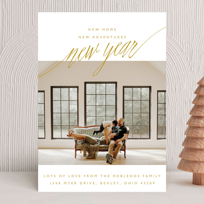 New Adventures Holiday Cards