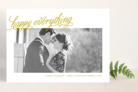 Joyful Joyful New Year Photo Cards