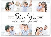 New Year Collage by Pistols