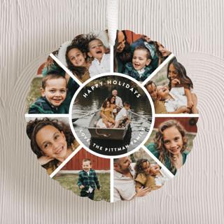 Family Circle Holiday Holiday Ornament Cards