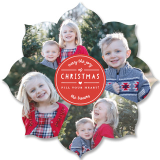 Better Together Holiday Ornament Cards