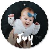 Joy Cutout by Ellis