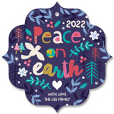 Festive Peace by peetie design