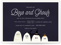 Boys and Ghouls